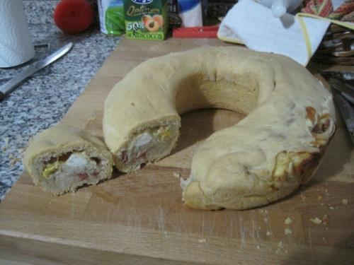 tortano Napoletano (Custom)